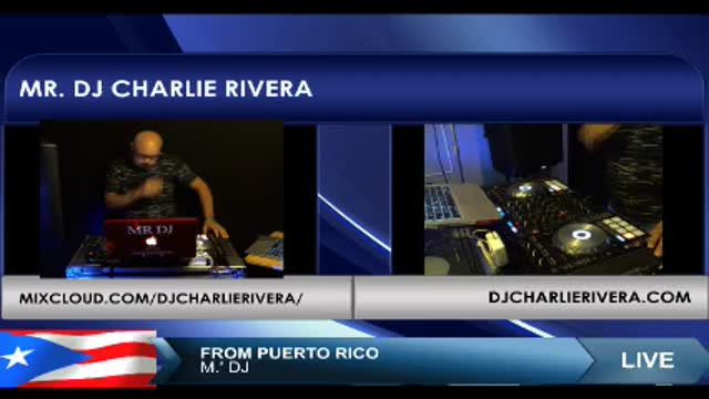 Charlie Rivera live right now
