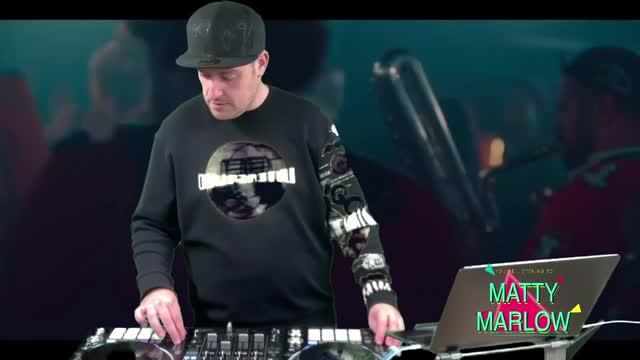 Matt Marlow in the MIX
