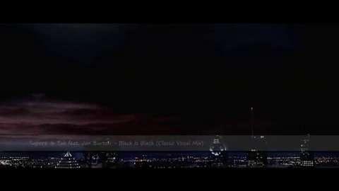 Super8 & Tab feat. Jan Burton - Black Is Black (Classic Vocal Mix) [Music Video] .avi