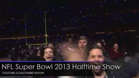 Beyoncé Super Bowl Halftime Show 2015 LIVE at NFL.mp4